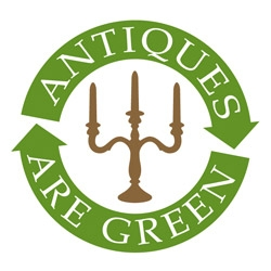 Antiques are Green